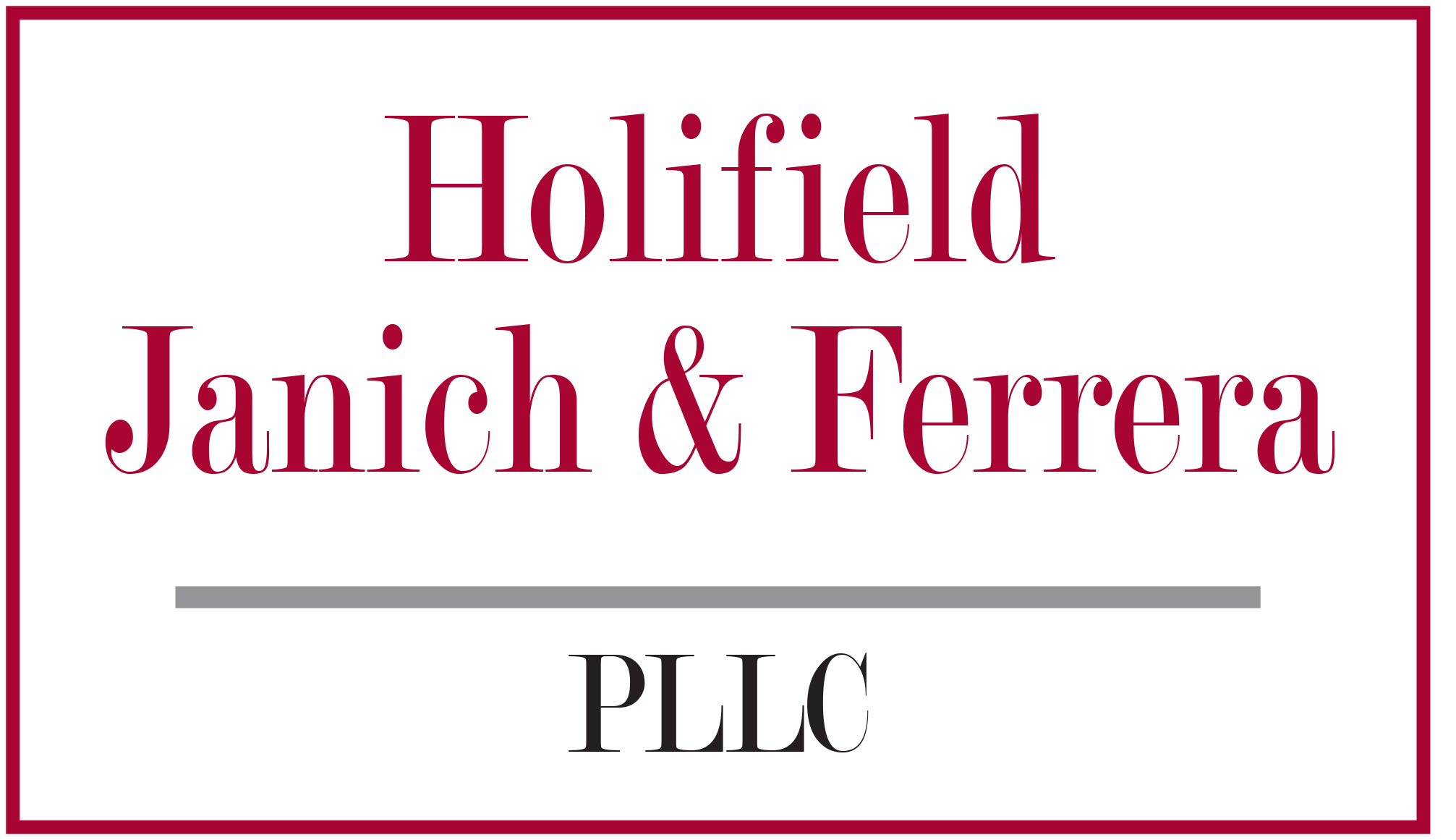 Holifield Janich & Ferrera, PLLC